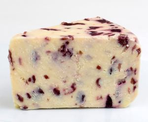 cheese wensleydale and cranberry
