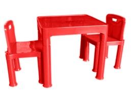 redtableandchairs